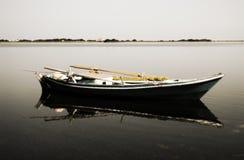 划艇葡萄酒 库存图片
