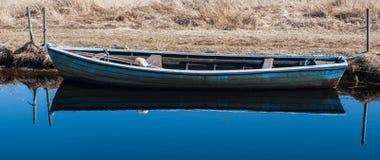划艇 库存照片