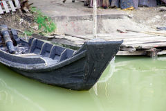 划艇 免版税库存照片