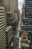 列克星敦驱动在纽约 库存图片