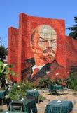 列宁纪念碑 免版税图库摄影