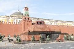 列宁陵墓 图库摄影