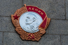 列宁 图库摄影