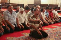 系列祈祷 免版税库存图片