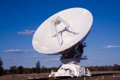 列阵紧凑望远镜 免版税库存图片