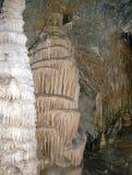 刘易斯&克拉克洞穴,蒙大拿 库存照片