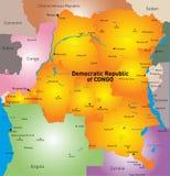 刚果民主共和国 免版税库存照片