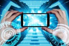 创新和未来概念 免版税库存图片