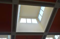 创新天花板设计 免版税库存图片