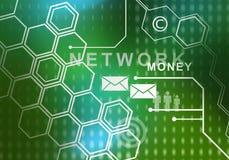 创新技术 免版税库存图片