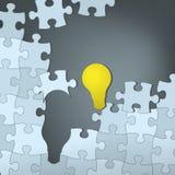 创新解答 免版税库存图片