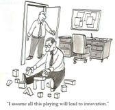 创新 免版税库存图片