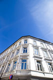创立3的奥斯陆市 库存照片