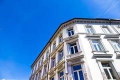 创立4的奥斯陆市 库存图片
