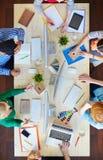 创造性的小组 免版税图库摄影