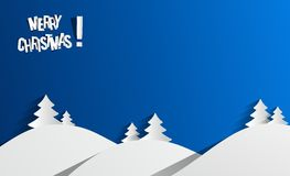 创造性的抽象圣诞快乐卡片 免版税图库摄影