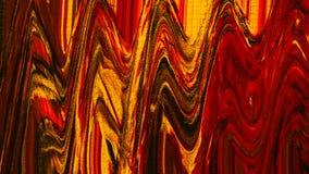 创造性的抽象手画背景 在帆布的丙烯酸酯的绘的冲程 现代的艺术 皇族释放例证