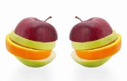 创造性的果子 库存图片