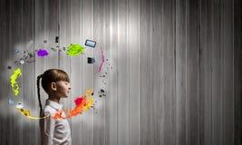 创造性的概念 免版税库存照片