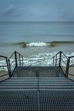 创造性的波浪 库存照片