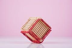 创造性的立方体 库存图片