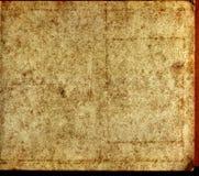 创造性的老纸纹理 免版税库存图片