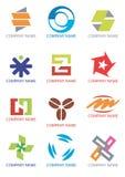 创造性的设计图标符号 库存照片