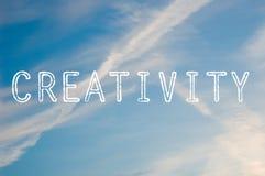 创造性 库存图片