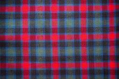 创造背景的方格的苏格兰织品的样式 免版税库存图片
