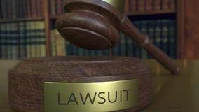 判断落和击中与诉讼题字的` s惊堂木块 股票视频