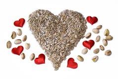利于心脏健康 免版税图库摄影