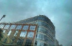 利兹湿大厦 免版税库存照片