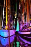 利古里亚航海节日 免版税库存图片