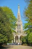 利奥波德的纪念碑我在Laken,布鲁塞尔 图库摄影
