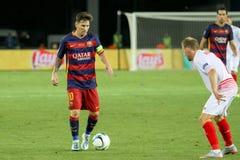 利奥Messi 免版税库存照片