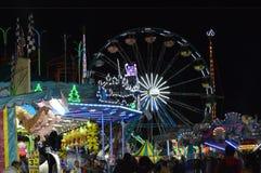 利昂,瓜纳华托州狂欢节 免版税库存图片