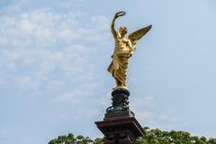 利本伯格纪念碑 免版税库存图片