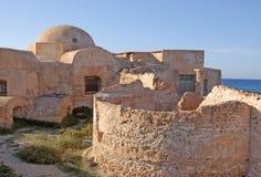 利比亚sileen别墅 库存照片