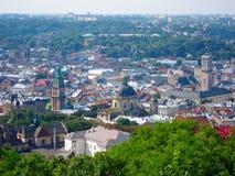 利沃夫州乌克兰 图库摄影
