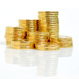 利润 免版税库存图片