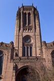 利物浦国教徒大教堂 免版税库存照片