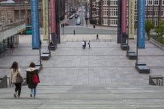 利物浦城市居民大教堂 图库摄影
