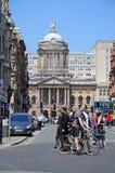 利物浦市政厅 库存照片