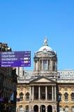 利物浦市政厅 免版税库存照片