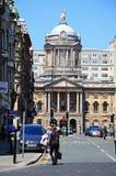 利物浦市政厅 图库摄影