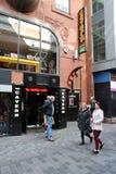 利物浦洞穴俱乐部 库存图片