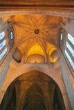 利物浦独特的大教堂 免版税库存照片