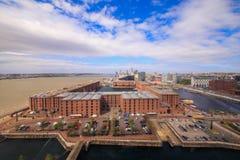利物浦英国 免版税库存照片