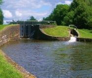 利物浦运河周期道路的利兹 免版税图库摄影