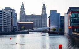 利物浦 免版税图库摄影